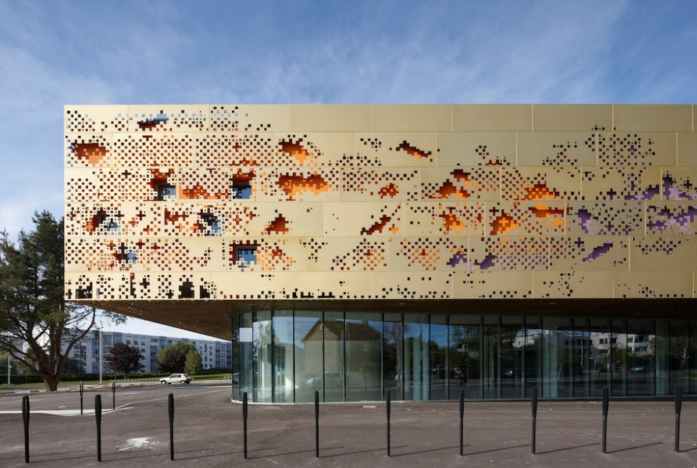 Saint-Herblain France  city images : School of Arts in Saint Herblain France by Tetrarc Architects | BING ...